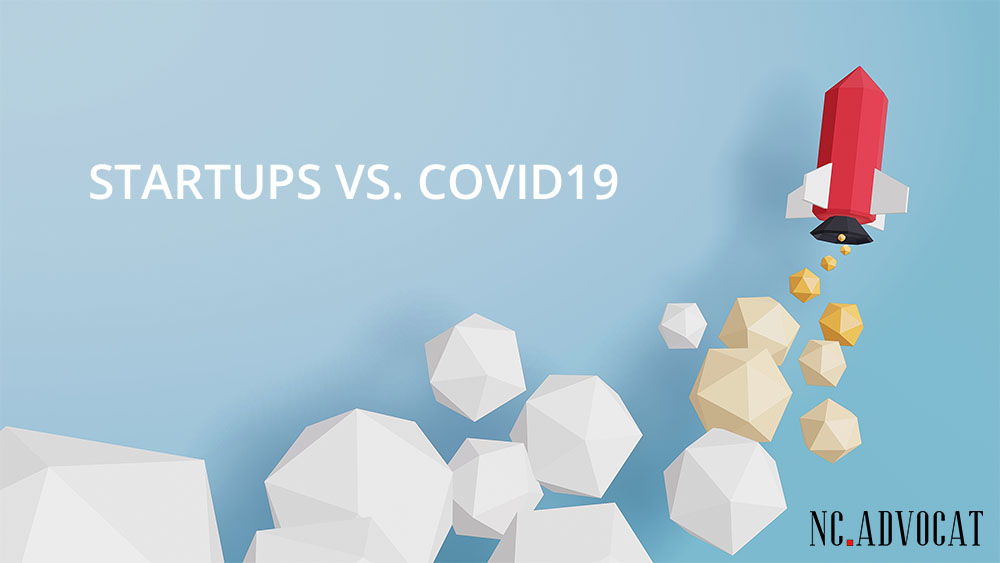 Image article - Startups vs Covid19 - Programme de soutien gouvernemental applicable aux start-up
