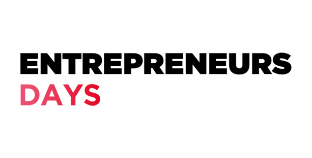 Image article - L'édition d'automne des Entrepreneurs' Days 100% digitale se tiendra ces 6 et 7 octobre.