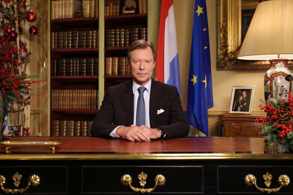 Image article - Le Grand-Duc Henri remercie les résidents étrangers pour le discours de Noël
